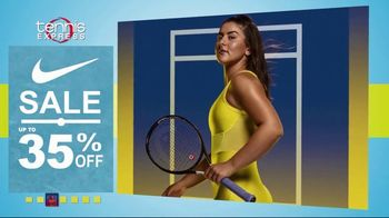 Tennis Express Nike Sale TV Spot, 'Huge Selection of Shoes and Apparel' - Thumbnail 7