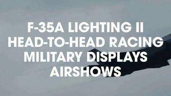 Visit Reno Tahoe TV Spot, '2020 STIHL National Championship Air Races & Air Show' - Thumbnail 5