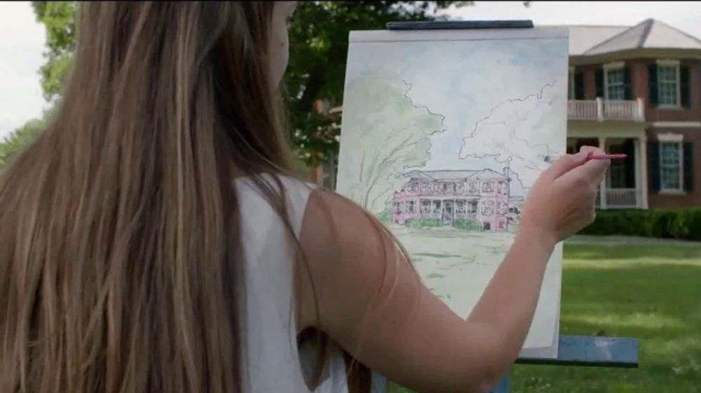 Liberty University TV Commercial, 'Historic Grounds'