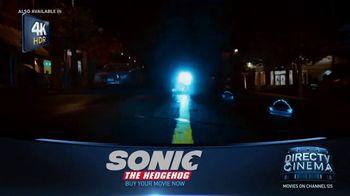 DIRECTV Cinema TV Spot, 'Sonic the Hedgehog' - Thumbnail 1