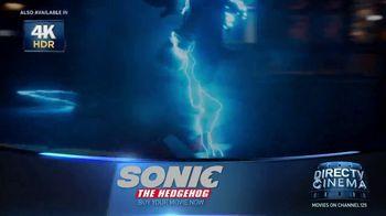 DIRECTV Cinema TV Spot, 'Sonic the Hedgehog' - Thumbnail 2