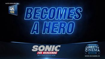DIRECTV Cinema TV Spot, 'Sonic the Hedgehog' - Thumbnail 5