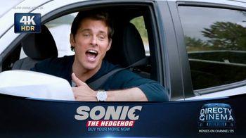 DIRECTV Cinema TV Spot, 'Sonic the Hedgehog' - Thumbnail 6