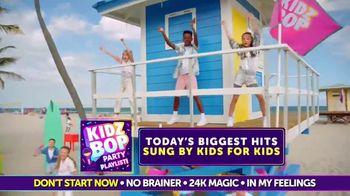 Kidz Bop Party Playlist TV Spot - Thumbnail 8