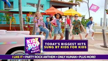 Kidz Bop Party Playlist TV Spot - Thumbnail 9