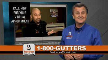 Beldon LeafGuard Spring Blowout Sale TV Spot, 'Flexible Installation Schedules' - Thumbnail 9