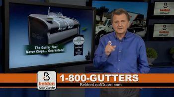Beldon LeafGuard Spring Blowout Sale TV Spot, 'Flexible Installation Schedules' - Thumbnail 1