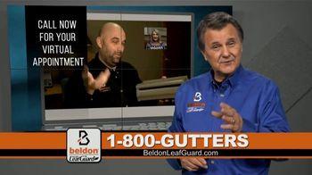 Beldon LeafGuard Spring Blowout Sale TV Spot, 'Flexible Installation Schedules' - Thumbnail 7
