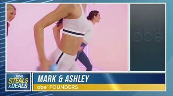 Local Steals & Deals TV Spot, 'obé fitness' Featuring Lisa Robertson - Thumbnail 2