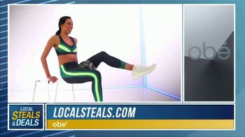 Local Steals & Deals TV Spot, 'obé fitness' Featuring Lisa Robertson - Thumbnail 5