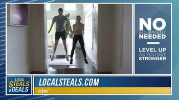 Local Steals & Deals TV Spot, 'obé fitness' Featuring Lisa Robertson - Thumbnail 6