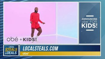 Local Steals & Deals TV Spot, 'obé fitness' Featuring Lisa Robertson - Thumbnail 8