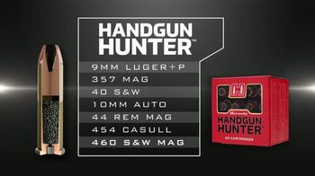 Hornady Handgun HunterTV Spot, 'Rough and Rugged' - Thumbnail 9