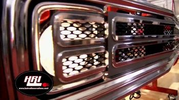 Hot Rod Innovations C10 Hideaway Headlight and Grille Kit TV Spot, 'Get More' - Thumbnail 4