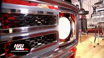 Hot Rod Innovations C10 Hideaway Headlight and Grille Kit TV Spot, 'Get More' - Thumbnail 5