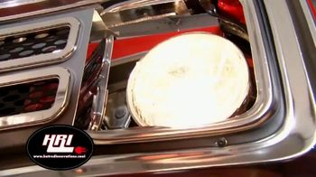 Hot Rod Innovations C10 Hideaway Headlight and Grille Kit TV Spot, 'Get More' - Thumbnail 6