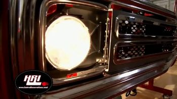Hot Rod Innovations C10 Hideaway Headlight and Grille Kit TV Spot, 'Get More' - Thumbnail 8