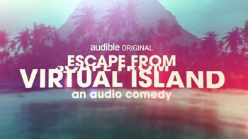 Audible Inc. TV Spot, 'Escape From Virtual Island' Song by VideoHelper' - Thumbnail 2