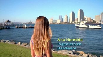 TECHNOLOchicas TV Spot, 'Ana Hermida: ingeniera en Hardware' [Spanish]