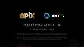 EPIX TV Spot, 'DIRECTV: April 2020 Free Preview' - Thumbnail 9