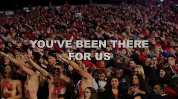 Rutgers University Athletics TV Spot, 'RFootball Stay Strong' - 232 commercial airings