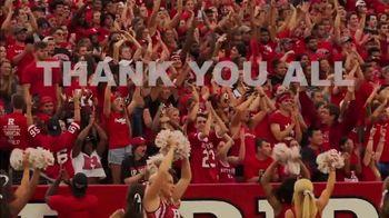 Rutgers University TV Spot, 'Thank You to All' - Thumbnail 9