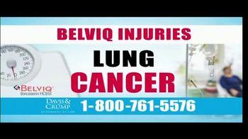Davis & Crump, P.C. TV Spot, 'BELVIQ: Cancer' - Thumbnail 2