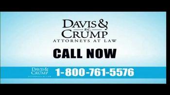 Davis & Crump, P.C. TV Spot, 'BELVIQ: Cancer' - Thumbnail 7