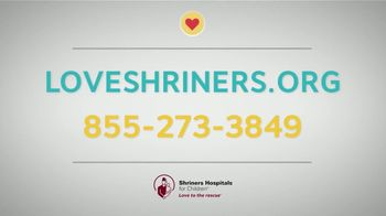 Shriners Hospitals for Children TV Spot, 'A Beautiful Thing' - Thumbnail 9