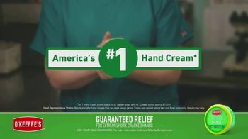 O'Keeffe's Working Hands TV Spot, 'Medical Professionals: Hand Washing' - Thumbnail 8