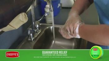 O'Keeffe's Working Hands TV Spot, 'Medical Professionals: Hand Washing' - Thumbnail 2