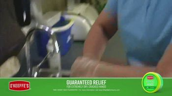O'Keeffe's Working Hands TV Spot, 'Medical Professionals: Hand Washing'