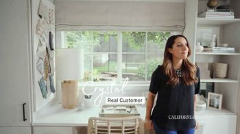 California Closets TV Spot, 'Crystal: Free Virtual Consultation' - Thumbnail 3
