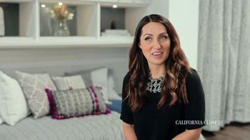 California Closets TV Spot, 'Crystal: Free Virtual Consultation'
