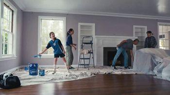 Lowe's Spring Project Savings TV Spot, 'Making Stains History: Valspar Signature Paints' - Thumbnail 7