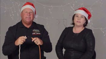 One Hour Heating & Air Conditioning Light of Hope Challenge TV Spot, 'Christmas Lights'