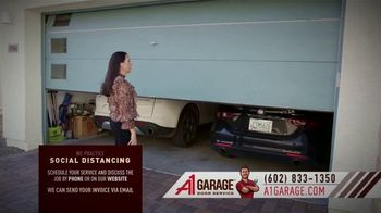 A1 Garage Door Service Tune Up Special TV Spot, 'Open for Business' - Thumbnail 1