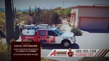 A1 Garage Door Service Tune Up Special TV Spot, 'Open for Business' - Thumbnail 2