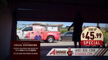 A1 Garage Door Service Tune Up Special TV Spot, 'Open for Business' - Thumbnail 4