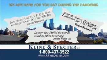 Kline & Specter TV Spot, 'Big Verdicts' - Thumbnail 2