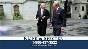 Kline & Specter TV Spot, 'Big Verdicts' - Thumbnail 3