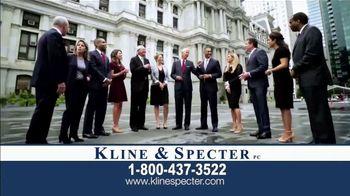 Kline & Specter TV Spot, 'Big Verdicts' - Thumbnail 4