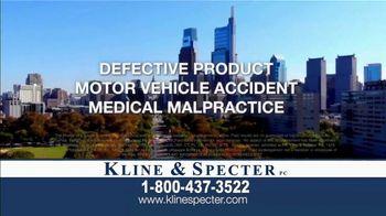 Kline & Specter TV Spot, 'Big Verdicts' - Thumbnail 6