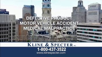 Kline & Specter TV Spot, 'Big Verdicts' - Thumbnail 7