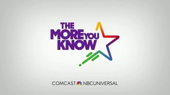 The More You Know TV Spot, 'Coronavirus: High Risk' Song by Featuring Al Roker, Song by Rachel Platten