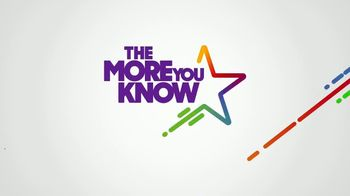 The More You Know TV Spot, 'Coronavirus: High Risk' Song by Featuring Al Roker, Song by Rachel Platten - Thumbnail 10