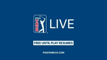 PGA TOUR Live TV Spot, 'Return of the Roar' - Thumbnail 9