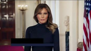 Centers for Disease Control and Prevention TV Spot, 'Family' Featuring Melania Trump
