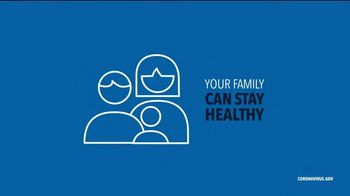 Centers for Disease Control and Prevention TV Spot, 'Family' Featuring Melania Trump - Thumbnail 2
