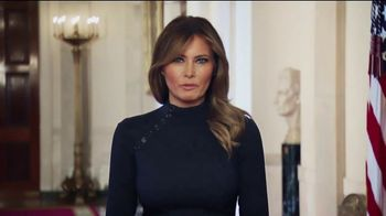 Centers for Disease Control and Prevention TV Spot, 'Family' Featuring Melania Trump - Thumbnail 7